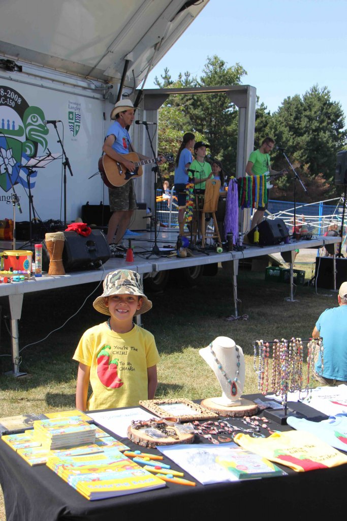 Jacob Springman Canada Day Performance