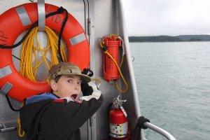 The Springmans blog - Ryan Springman in Alaska