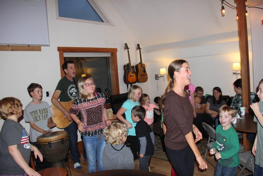 The Springmans blog - concert in alaska