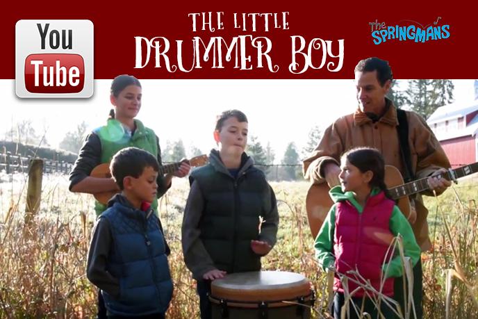 The Springmans - The Little Drummer Boy - Youtube